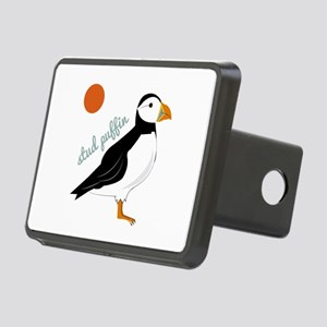 Stud Puffin Hitch Cover