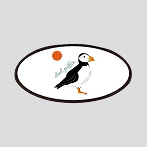 Stud Puffin Patches