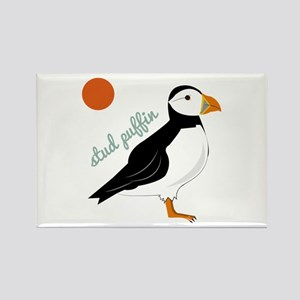 Stud Puffin Magnets