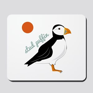 Stud Puffin Mousepad
