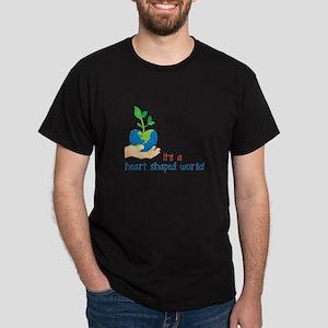 Heart Shaped World T-Shirt