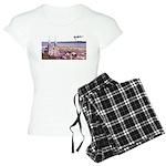 4decoupesignature Women's Light Pajamas