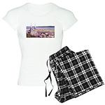 1decoupeseul Women's Light Pajamas