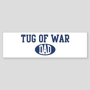 Tug Of War dad Bumper Sticker