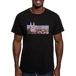 1decoupeseul Men's Fitted T-Shirt (dark)