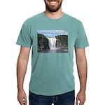 pasdecoupesignature Mens Comfort Colors Shirt