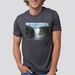 pasdecoupesignature Mens Tri-blend T-Shirt