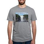 pasdecoupesignature Mens Tri-blend T-Shirt