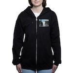pasdecoupesignature Women's Zip Hoodie