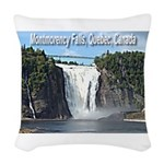 pasdecoupesignature Woven Throw Pillow