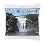 pasdecoupesignature Woven Throw Pillow