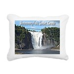 pasdecoupesignature Rectangular Canvas Pillow