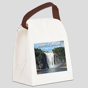 pasdecoupesignature Canvas Lunch Bag