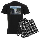 pasdecoupesignature Men's Dark Pajamas