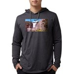 4pasdecoupesignature Mens Hooded Shirt