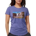4pasdecoupesignature Womens Tri-blend T-Shirt
