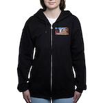 4pasdecoupesignature Women's Zip Hoodie