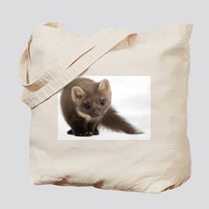European Pine Marten Tote Bag