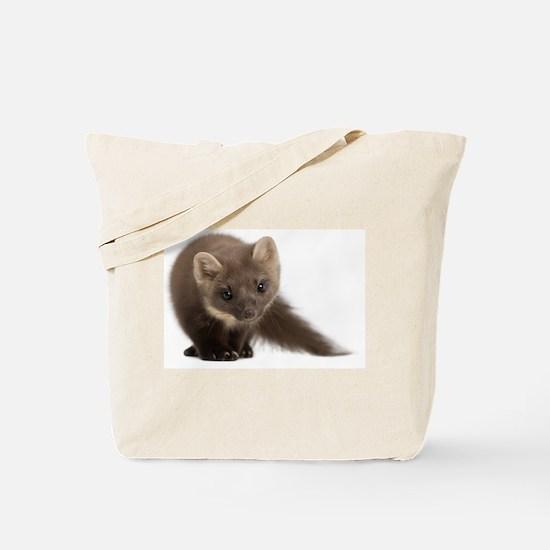 European Pine Marten Tote Bag