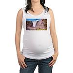 4pasdecoupesignature Maternity Tank Top