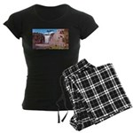 4pasdecoupesignature Women's Dark Pajamas