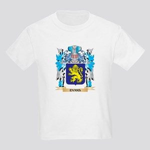 Evans Coat of Arms - Family Crest T-Shirt