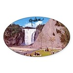4pasdecoupesignature Sticker (Oval 50 pk)