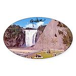 4pasdecoupesignature Sticker (Oval 10 pk)
