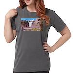 pasdecoupe Womens Comfort Colors Shirt
