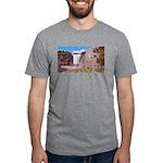 pasdecoupe Mens Tri-blend T-Shirt