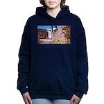 pasdecoupe Women's Hooded Sweatshirt