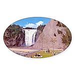 pasdecoupe Sticker (Oval 50 pk)