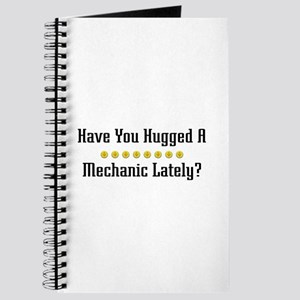 Hugged Mechanic Journal