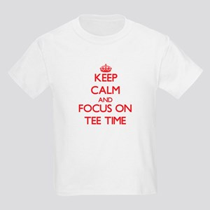 Keep Calm and focus on Tee Time T-Shirt