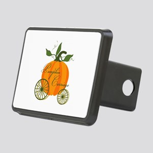 Pumpkin Carriage Hitch Cover