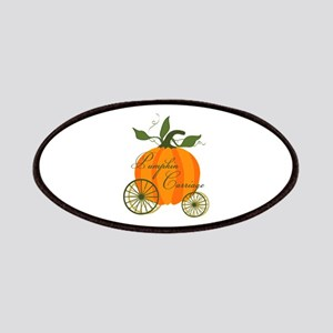 Pumpkin Carriage Patches
