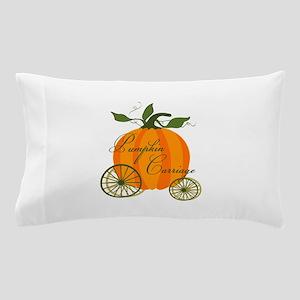 Pumpkin Carriage Pillow Case