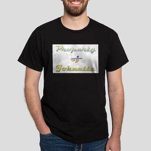 Property Of Johnetta Female T-Shirt
