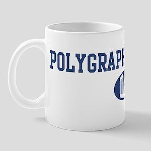 Polygraph Examiner dad Mug
