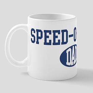 Speed-O-Ball dad Mug