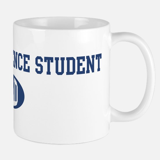Political Science Student dad Mug
