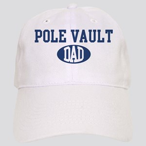 Pole Vault dad Cap
