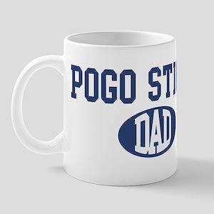 Pogo Sticks dad Mug