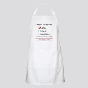 Who Do You Believe? - BBQ Apron