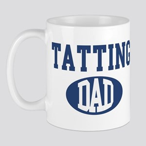Tatting dad Mug