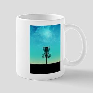 Disc Golf Basket Mugs