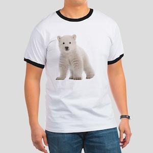 Polar bear cub Ringer T