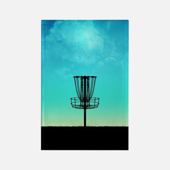 Disc Golf Basket Magnets