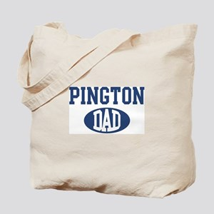 Pington dad Tote Bag