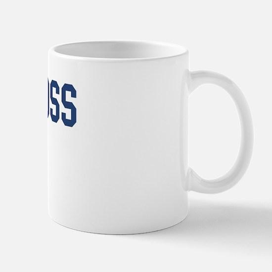 Snowcross dad Mug